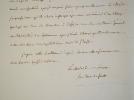 Le ministre des Finances, Gaudin, fait presser une remise.. Martin Gaudin (duc de Gaëte) (1756-1841) Ministre des Finances (1799-1814). Créé duc par ...