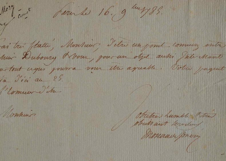 Le constituant martiniquais Moreau de Saint-Méry prend ses marques à Paris.. Médéric Louis Elie Moreau de Saint-Méry (1750-1819) Historien et colon ...