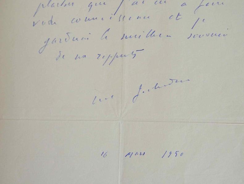 Jouhandeau revendique la paternité d'Elise.. Marcel Jouhandeau (1888-1979) Ecrivain, auteur de Chaminadour.