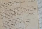 Traité de vente des sels de l'Empereur dans les provinces autrichiennes.. Pierre Daru (comte) (1767-1829) Après le 18 brumaire, il s'attache à la ...