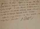 Jacques Peuchet rémunéré pour le Dictionnaire Encyclopédique.. Jacques Peuchet (1758-1830) Journaliste et écrivain, il est également statisticien et ...