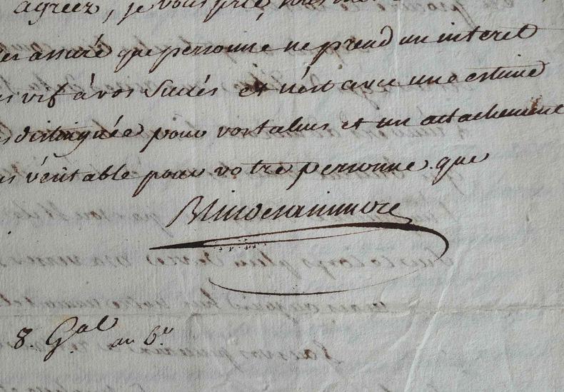 Blin de Sainmore admirateur d'Horace.. Adrien Michel Hyacinthe Blin de Sainmore (1733-1807) Poète, dramaturge et historien, il est également censeur ...