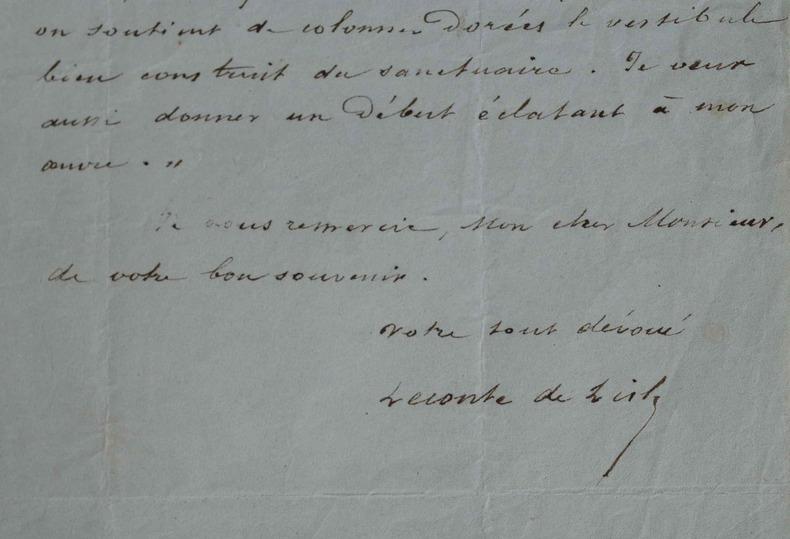 Leconte de Lisle donne des précisions sur Pindare.. Charles Leconte de Lisle (1818-1894) Poète. Membre de l'Académie française (1886).