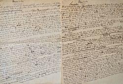 Manuscrits des chroniques d'avant guerre d'Alfred Capus, publiées dans le Figaro.. Alfred Capus (1857-1922) Journaliste et dramaturge, membre de ...