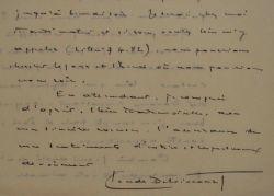 Claude Delvincourt se réfugie dans son havre normand.. Claude Delvincourt (1888-1954) Compositeur, premier Grand Prix de Rome (1913).