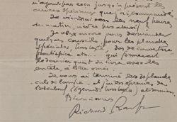Le peintre suisse Richard Ranft achève la gravure du Crépuscule des Dieux.. Richard Ranft (1862-1931) Peintre et dessinateur suisse, il est également ...