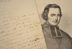 L'Archevêque de Paris explique ses difficultés financières à un Prince.. Denys Affre (Mgr) (1793-1848) 126e archevêque de Paris, il s'intéresse tout ...