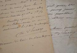 Le dramaturge Adolphe d'Ennery invite le peintre Georges Cain.. Adolphe Ennery (d') (1811-1899) Romancier et auteur dramatique, il écrit plus de deux ...