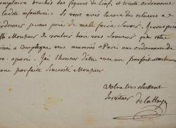 Le graveur en cartes géographique Delahaye fait relier des livres pour les princes.. Guillaume Nicolas Delahaye (1725-1802) Graveur en cartes ...