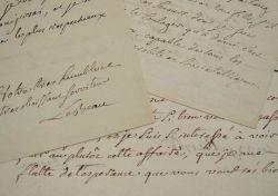 Charles Le Beau occupé aux examens du Collège Louis le Grand.. Charles Le Beau (1701-1778) Historien, il s'est spécialisé dans l'Histoire romaine. ...