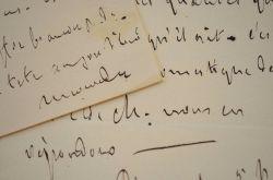 Chateaubriand fait part de ses souffrances à la duchesse de Duras.. François René de Chateaubriand (1768-1848) Écrivain romantique, figure centrale du ...