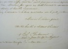 Lettre du premier vicaire apostolique de Maïssour, à Bangalore, en Inde, Mgr Charbonnaux.. Etienne-Louis Charbonnaux (1806-1873) Missionnaire, il est ...