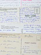 Correspondance de Michel Butor sur le prix Médicis.. Michel Butor (1926-0) Romancier, essayiste et poète, l'un des instigateurs du nouveau roman.
