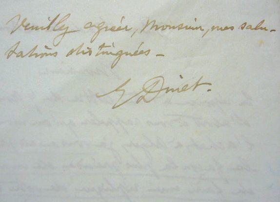 Etienne Dinet effectue une réplique. Alphonse Etienne Dinet (1861-1929) Elève de Galland, Bouguereau et Robert-Fleury. Il se fixe en Algérie et se ...
