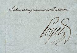 L'architecte Bernard Poyet présente Raveau à la Société du Portique.. Bernard Poyet (1742-1824) Architecte, membre de l'Académie royale d'architecture ...
