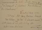 Emile Faguet s'adresse à Théodore de Wyzewa.. Emile Faguet (1847-1916) Emile Faguet s'est surtout intéressé à la critique des idées. Il est l'auteur ...