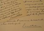 Le chimiste hollandais Ernst Cohen publie sa conférence.. Ernst Cohen (1869-1944) Chimiste hollandais, mort à Auschwitz, il étudia l'allotropie des ...