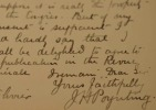 Le physicien anglais John Henry Poynting accepte de publier un article.. John Henry Poynting (1852-1914) Physicien anglais, auteur d'importants ...