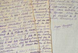 Eugène Montfort analyse le déclin de la langue, de la culture et des idées.. Eugène Montfort (1877-1936) Romancier et critique, l'un des créateurs du ...
