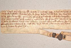 En 1341, Le gouverneur d'Amiens fait face aux dépenses..