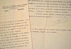 L'ethnologue berbérophone Robert Montagne et la politique de la France au Moyen-Orient.. Robert Montagne (1893-1954) ...