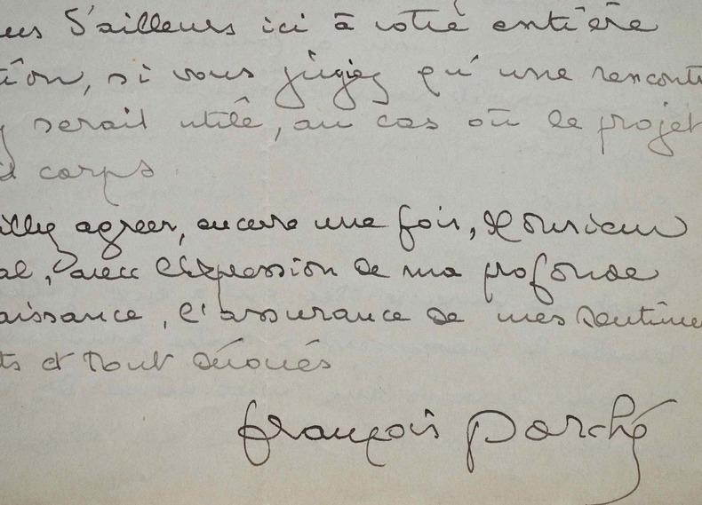 François Porché espère voir jouer sa pièce dans le Paris occupé.. François Porché (1877-1944) Poète et auteur dramatique, il participe aux Cahiers de ...