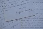 4 lettres de Maxime Du Camp publiées dans l'Illustré du Dimanche.. Maxime Du Camp (1822-1894) Ecrivain, il voyage en Orient en compagnie de Gustave ...