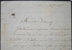 Hippolyte Flandrin commente un envoi de Jules-Elie Delaunay.. Hippolyte Flandrin (1809-1864) Peintre néo-classique et élève d'Ingres, Grand Prix de ...