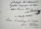 Pierre Alexandre Tardieu se fait rémunérer pour la gravure du Voyage d'Anacharsis.. Pierre-Alexandre Tardieu (1756-1844) D'une famille de graveurs, il ...