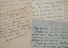 Correspondance de 13 lettres de Jacques Normand.. Jacques Normand (1848-1931) Ecrivain, poète, dramaturge et essayiste, il fut également avocat et ...