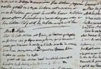 Saint-Lambert prépare l'édition de ses Principes des moeurs des nations.. Jean François Saint-Lambert (marquis de) (1716-1803) Poète et philosophe, ...