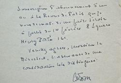 Le général Catroux honoré de recevoir une rémunération.. Georges Catroux (1877-1969) Général, gouverneur général de l'Indochine (1940), grand ...