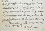 Paul Claudel, chroniqueur méticuleux.. Paul Claudel (1868-1955) Ecrivain et diplomate, élu à l'Académie française (1946).