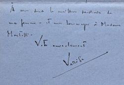 Edgar Varèse heureux de découvrir la musique d'Henri Martelli.. Edgar Varèse (1883-1965) Compositeur de musique électro-acoustique, naturalisé ...