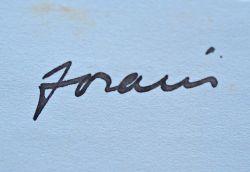 Jean-Louis Forain, occupé à un dessin pour le Figaro, remet un rendez-vous.. Jean-Louis Forain (1852-1931) Peintre, goguettier, illustrateur et ...