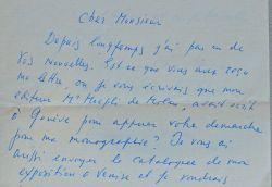 Succès pour l'exposition du peintre Gregorio Sciltian à Venise.. Gregorio Sciltian (1900-1985) Artiste né russe mais italien d'adoption, il s'impose ...