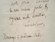 Sainte-Beuve écrit à un collègue académicien.. Charles Augustin Sainte-Beuve (1804-1869) Poète et critique littéraire. Académicien (1844). Adèle Hugo ...