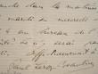 """Paul Leroy-Beaulieu étudie une proposition de collaboration.. Paul Leroy-Beaulieu (1843-1916) Economiste, fondateur de """"l'Economiste Français"""", ..."""