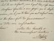 Le général Masson intervient pour des orphelins de Morlaix.. Jean Augustin Masson (1749-1808) Génétal de l'Empire, il sert dans l'artillerie de marine