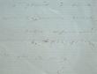 Lettre familiale de l'entomologiste Théodore Lacordaire.. Théodore Lacordaire (1801-1870) Entomologiste, naturaliste et voyageur, frère aîné du père ...
