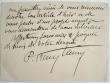 Franc-Lamy invite un journaliste.. Pierre Désiré Eugène Franc-Lamy (Lamy dit) (1855-1919) Peintre de scènes de genre, de paysages et de nus. Elève de ...