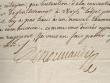 Denormandie : l'Etat reconnaît sa dette.. Claude Ernest Denormandie (1756-1815) Directeur de la liquidation de la dette publique, secrétaire général ...
