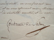 La princesse de Salm-Dyck dévoile ses projets d'écriture.. Constance de Théis Salm-Dyck (princesse de) (1767-1845) Poétesse et femme de lettres.