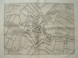 Plan du XVIIIe du fort de Knokke près d'Ypres..