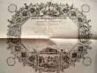 Diplôme de la Société Impériale d'Horticulture pour le marquis de Mornay.. Anselme Payen (1795-1871) Chimiste et agronome, membre de l'Académie des ...
