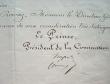 Maury nommé à la commission de la Correspondance de Napoléon 1er.. Napoléon  Bonaparte (prince de la Montagne) (1822-1891) Fils de Jérôme Bonaparte, ...