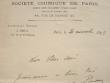 Le chimiste Auguste Béhal soumet son livre.. Auguste Béhal (1859-1941) Chimiste, membre de l'Académie des sciences (1921), il réalise d'importants ...