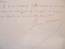 Jules Simon à la recherche d'une bonne place.. Jules Simon (1814-1896) Homme politique et philosophe. Membre de l'Académie française (1875).