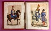Costumes de l'armée française. . SCHERER, L.