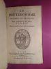 Le Deutéronome traduit en francois. Avec l'explication du sens litteral & du sens spirituel.